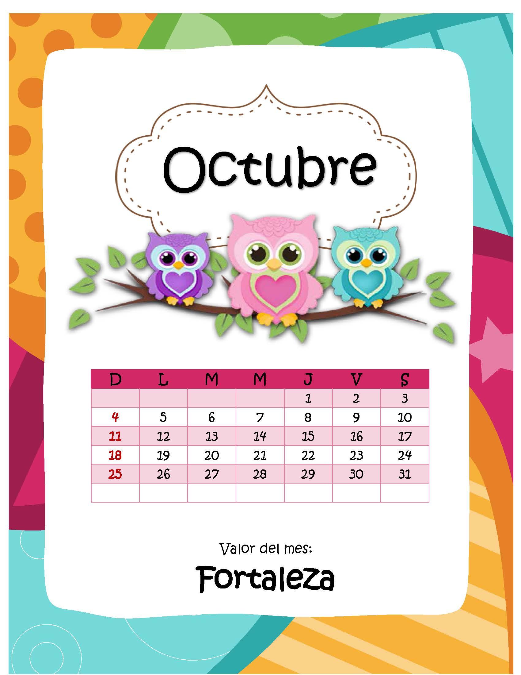 Agendas Para Imprimir 2015 Para Colorear | Search Results | Calendar