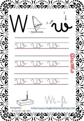 Cuaderno de trazos Imágenes Educativas letra escolar (24)