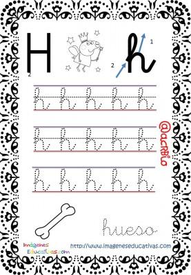 Cuaderno de trazos Imágenes Educativas letra escolar (8)