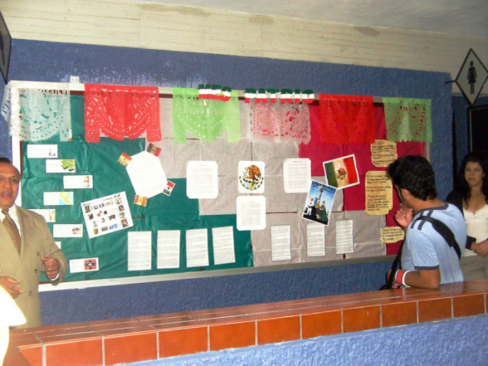 Peri dico mural mes septiembre 13 imagenes educativas for Diario mural fiestas patrias chile