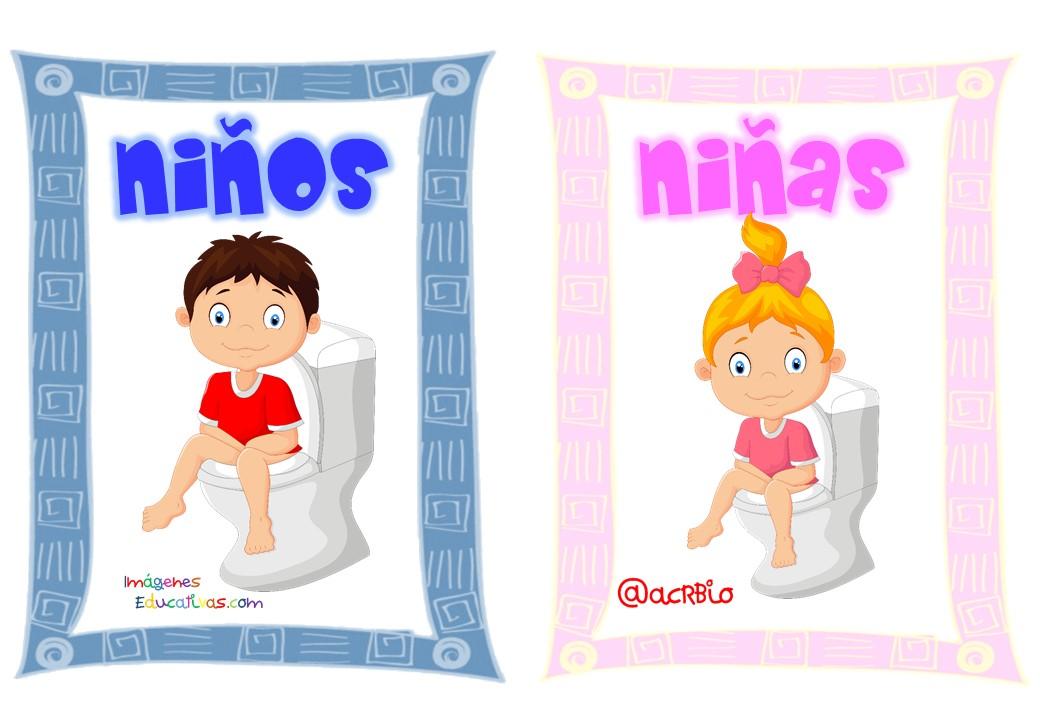 Imagenes De Baño Infantiles:Permisos Para Ir Al Bano