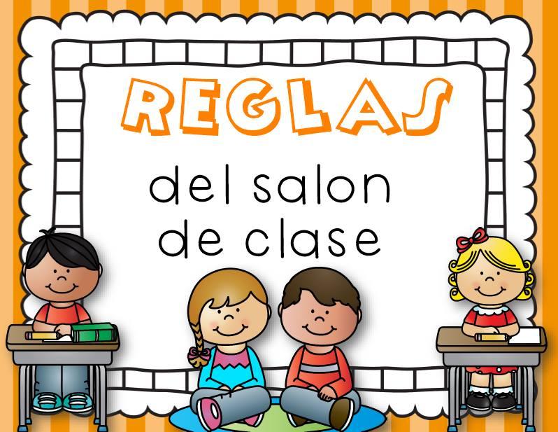 Reglas de clase 2 imagenes educativas for 10 reglas para el salon de clases en ingles