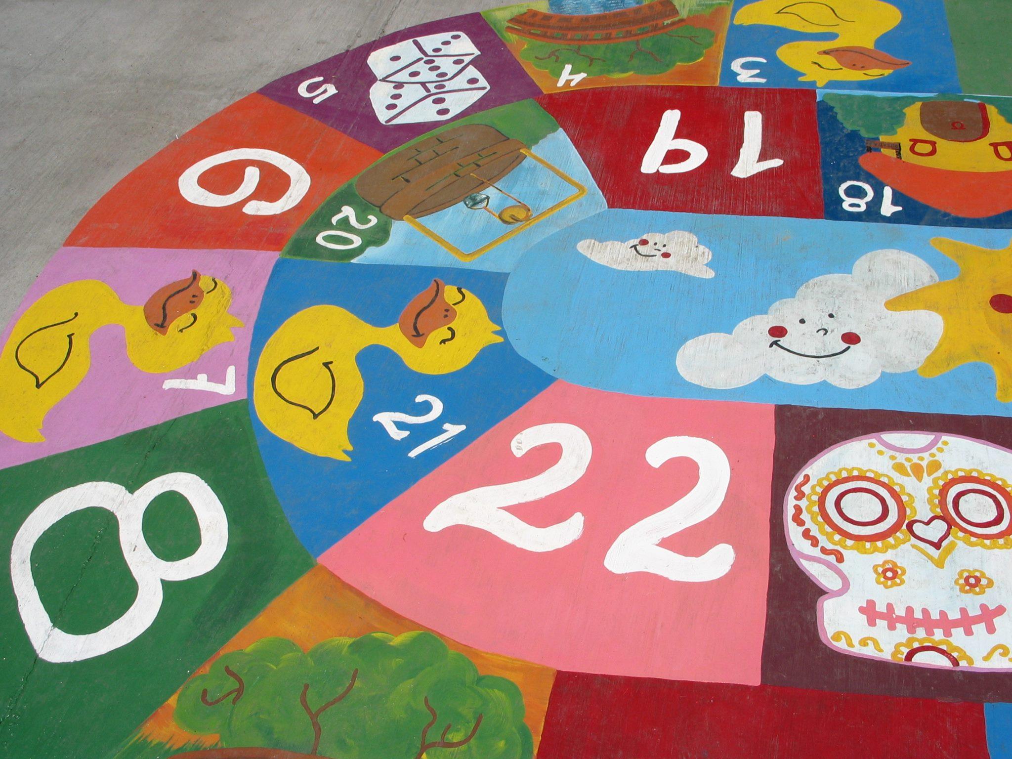 nuevos diseos de juegos para decorar nuestro patio imagenes educativas