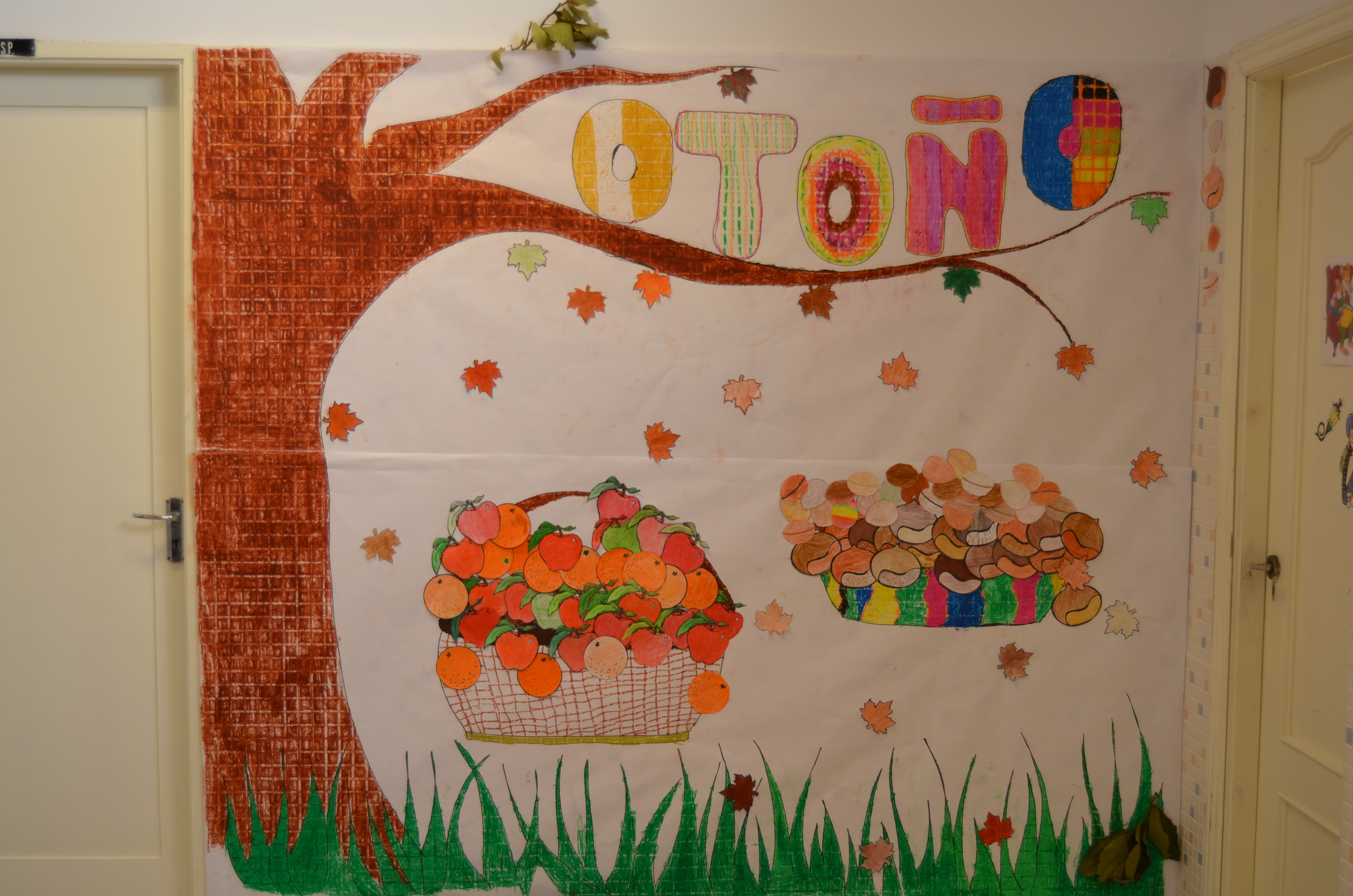 Hojas Oto Ef Bf Bdo Decoradas Educacion Infantil