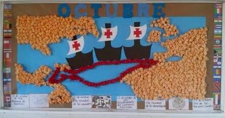 Periodico mural octubre 2 imagenes educativas for Contenido de un periodico mural