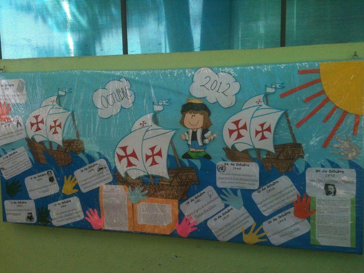 Periodico mural octubre 3 imagenes educativas for Ejemplo de editorial de un periodico mural