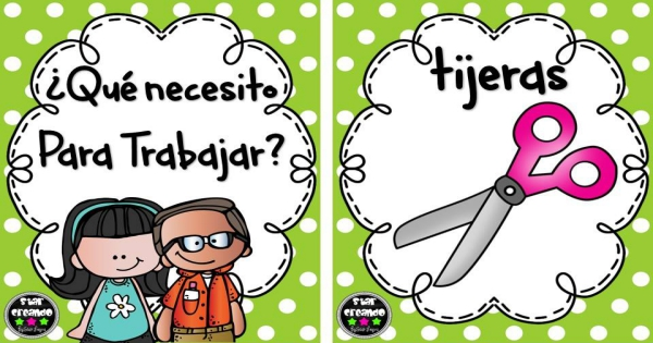 Caratulas Color Cuadernos Escolares Infantiles Dibujos Para 2: Tarjetas Imprimibles Para Decorar La Clase O Salón