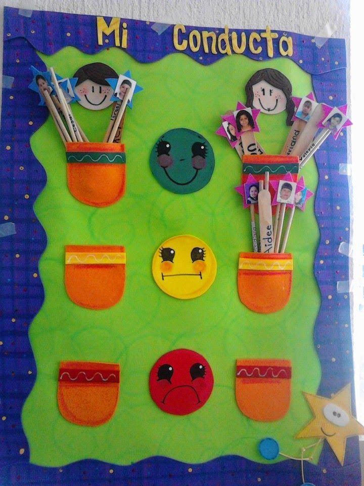 Sem foro del comportamiento 7 imagenes educativas for Actividades para jardin de infantes para imprimir