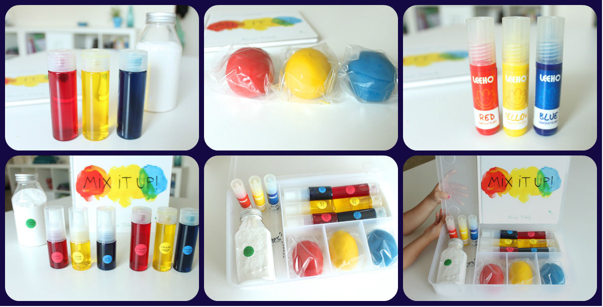 kit de colores al estilo montessori te enseamos como prepararlo imagenes educativas