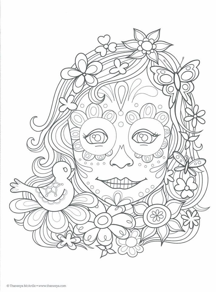 Lujoso Páginas Para Colorear Flores Para Niñas De 10 Años En ...