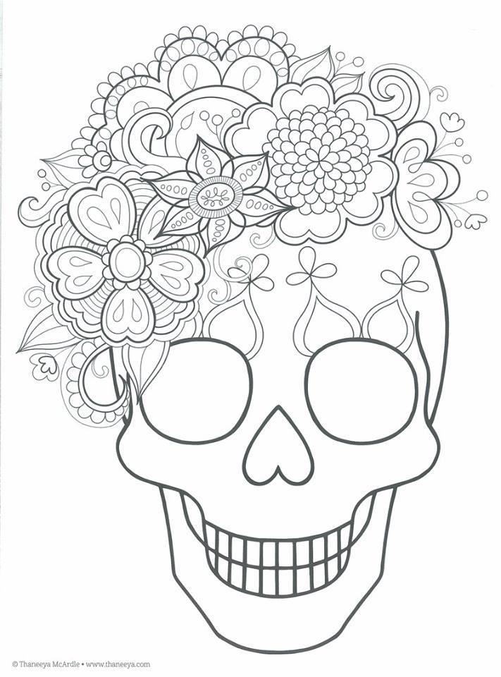 Dibujos Para Colorear Dìa De Muertos Aldeahost Blog