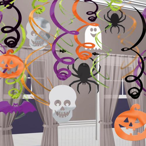 Halloween aulas pasillos y exteriores 11 imagenes - Cosas para decorar una fiesta ...