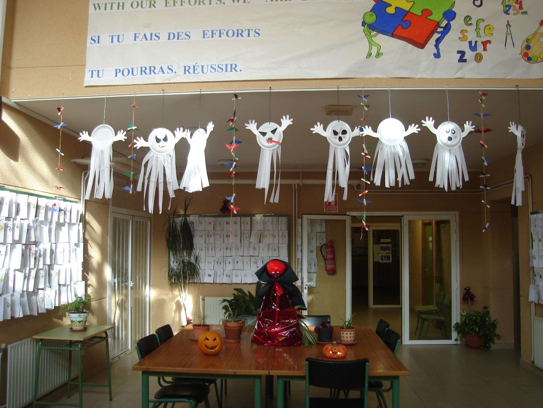 Halloween Aulas Pasillos Y Exteriores 13 Imagenes Educativas