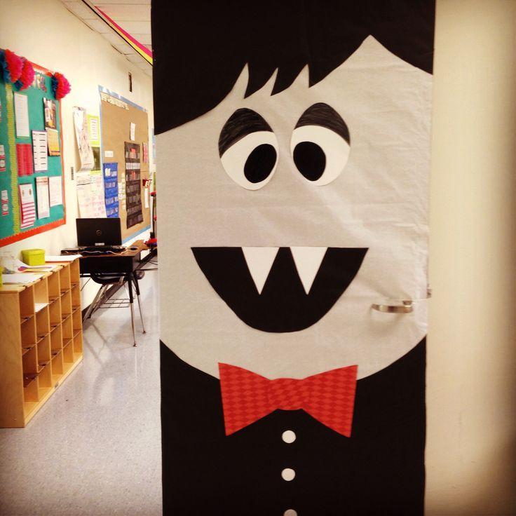 Halloween puertas 15 imagenes educativas for Decoracion puertas halloween
