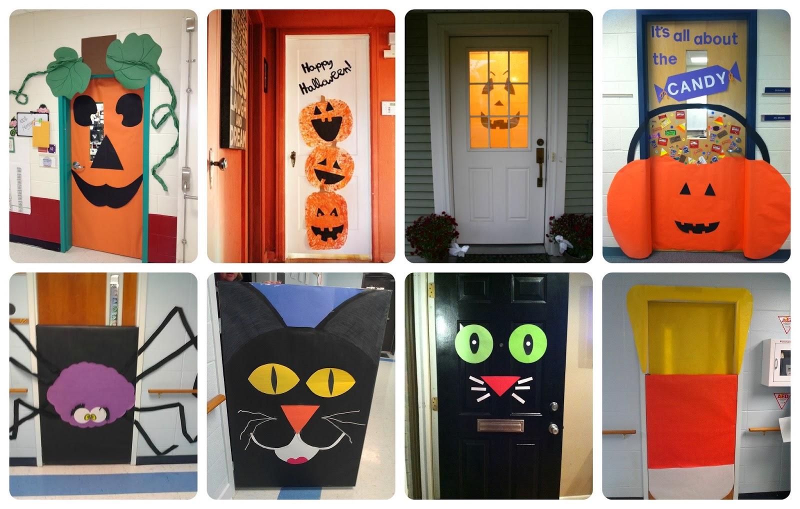 Halloween puertas 19 imagenes educativas for Puertas de halloween