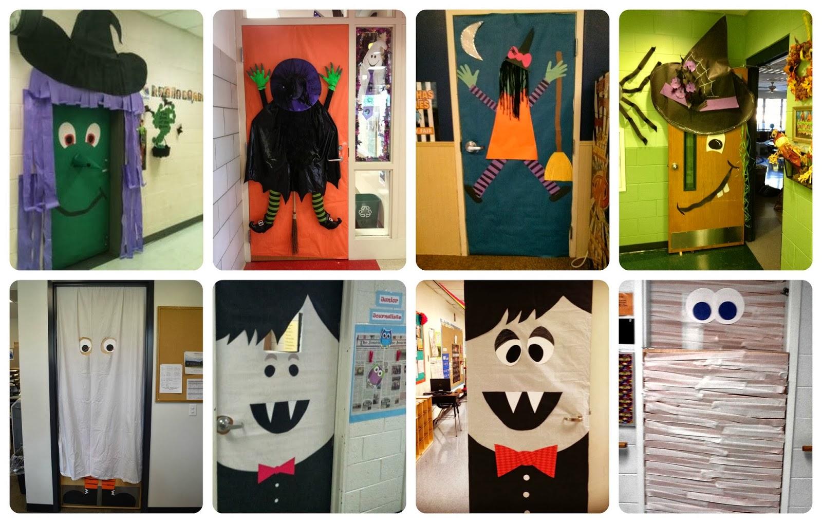 halloween puertas 20 imagenes educativas