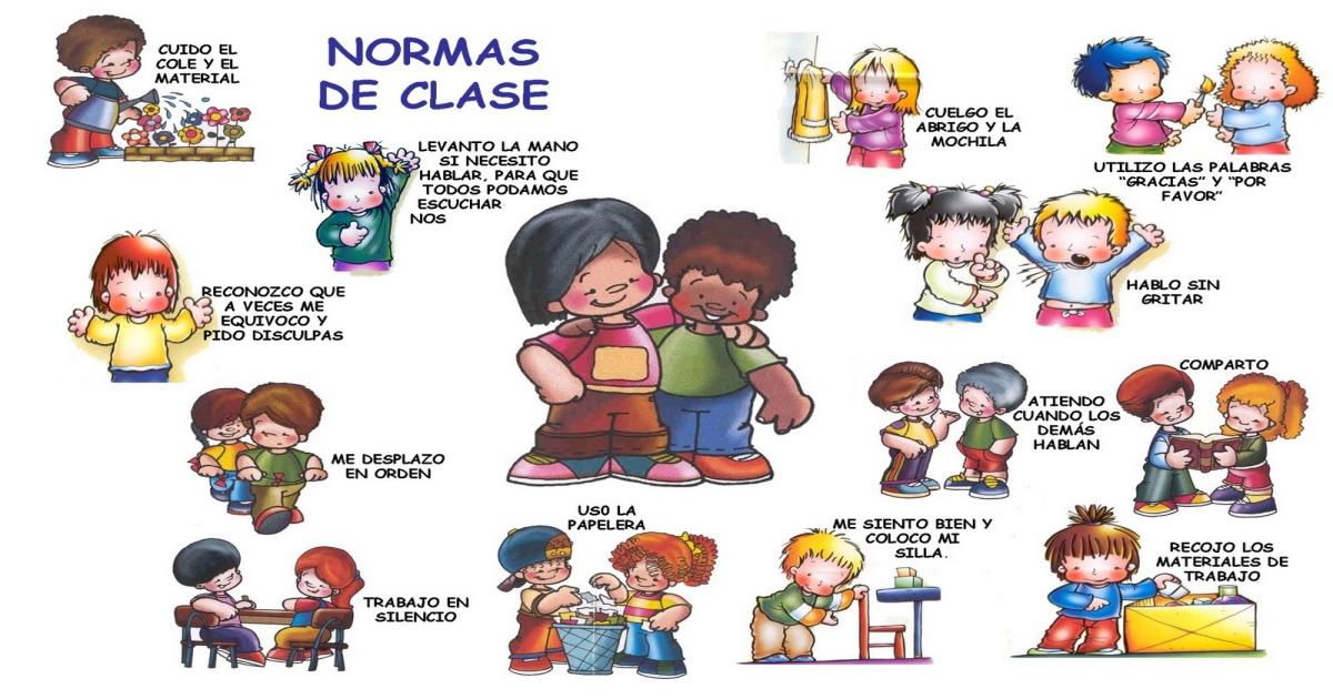 3 s per p sters gran formato normas de clase listos para for 10 reglas del salon de clases en ingles