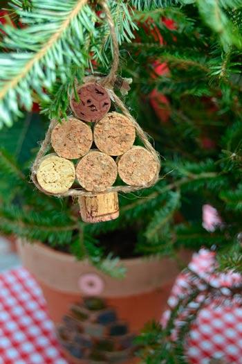 Adornos arbol de navidad manualidades diy 1 imagenes - Manualidades navidad arbol ...