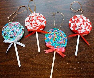 Adornos arbol de navidad manualidades diy 36 imagenes for Adornos arbol navidad online