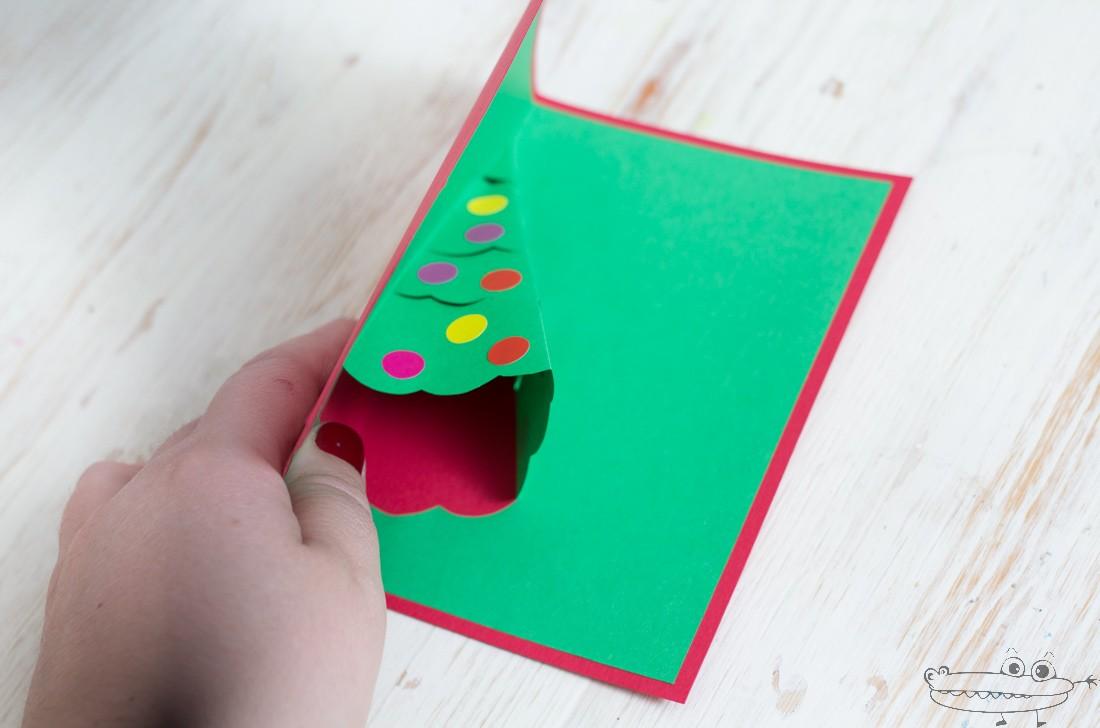 Tarjetas de navidad 2 imagenes educativas - Como hacer tarjetas de navidad faciles ...