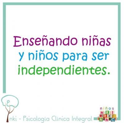 Enseñando a los niños a ser independientes  (1)