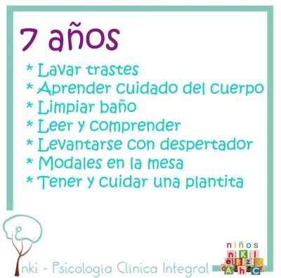 Enseñando a los niños a ser independientes  (6)