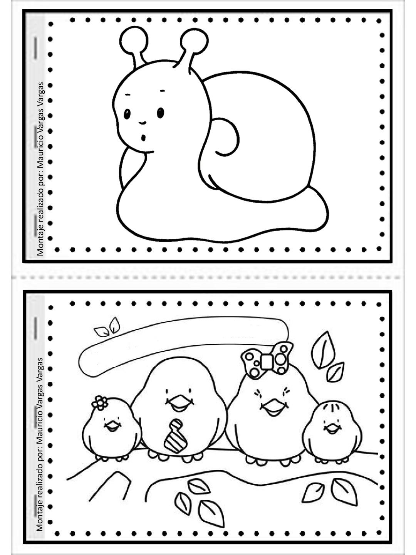 Bonito Mi Primer Libro Para Colorear Imagen - Ideas Para Colorear ...
