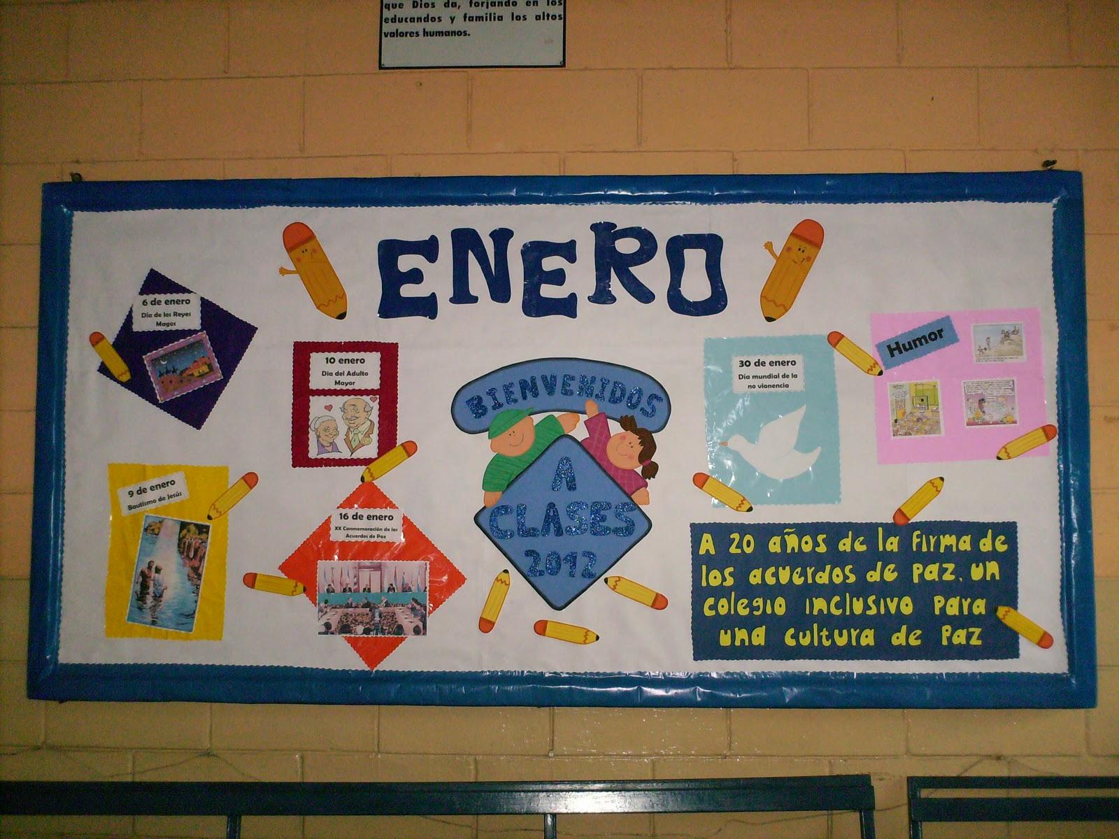 Periodico mura enero 2 imagenes educativas for Concepto de periodico mural