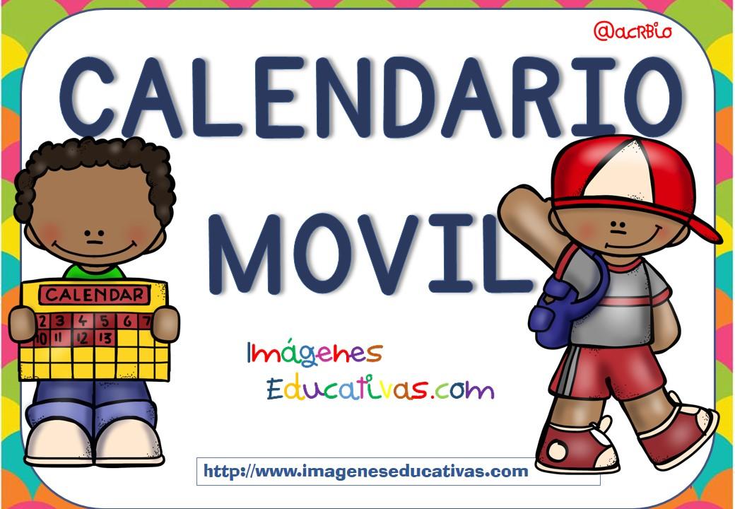 Calendario movil (1) - Imagenes Educativas