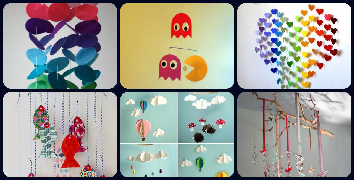 Figuras geometricas para decorar dinmicas para ensear las for Figuras para decorar paredes