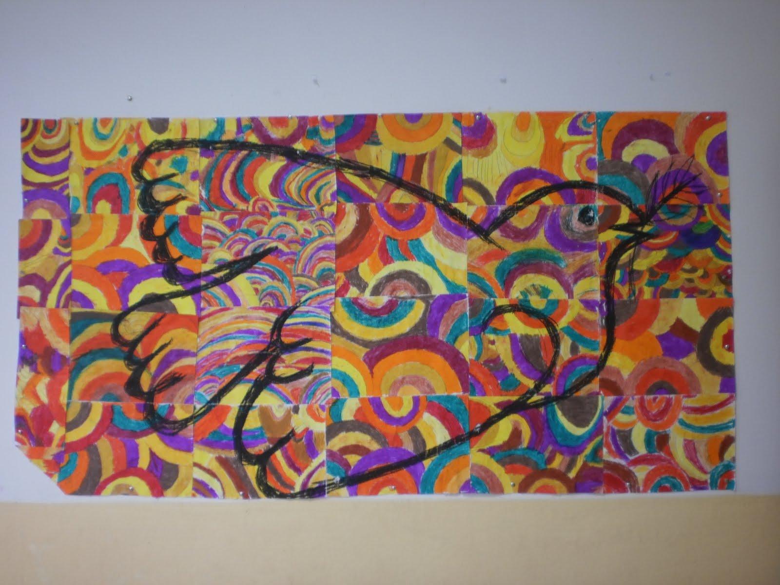 Murales d a de la paz 16 imagenes educativas - Murales pintados en la pared ...