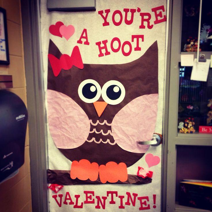 Puertas san valent n 4 imagenes educativas for Puertas decoradas del 14 de febrero