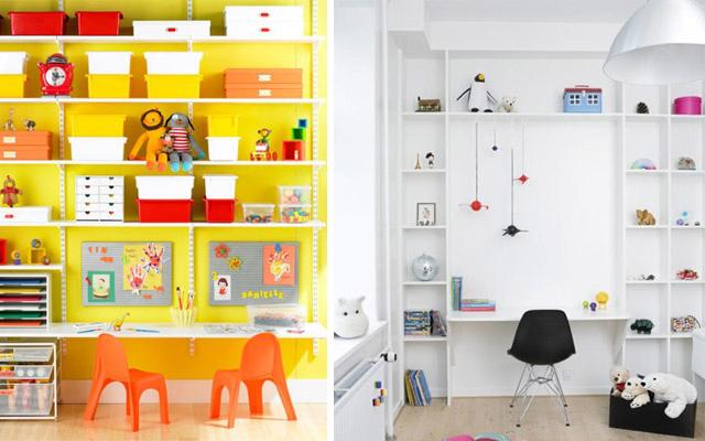 Escritorios y zonas de trabajo para ni os 31 imagenes - Mesas de estudio para ninos ...