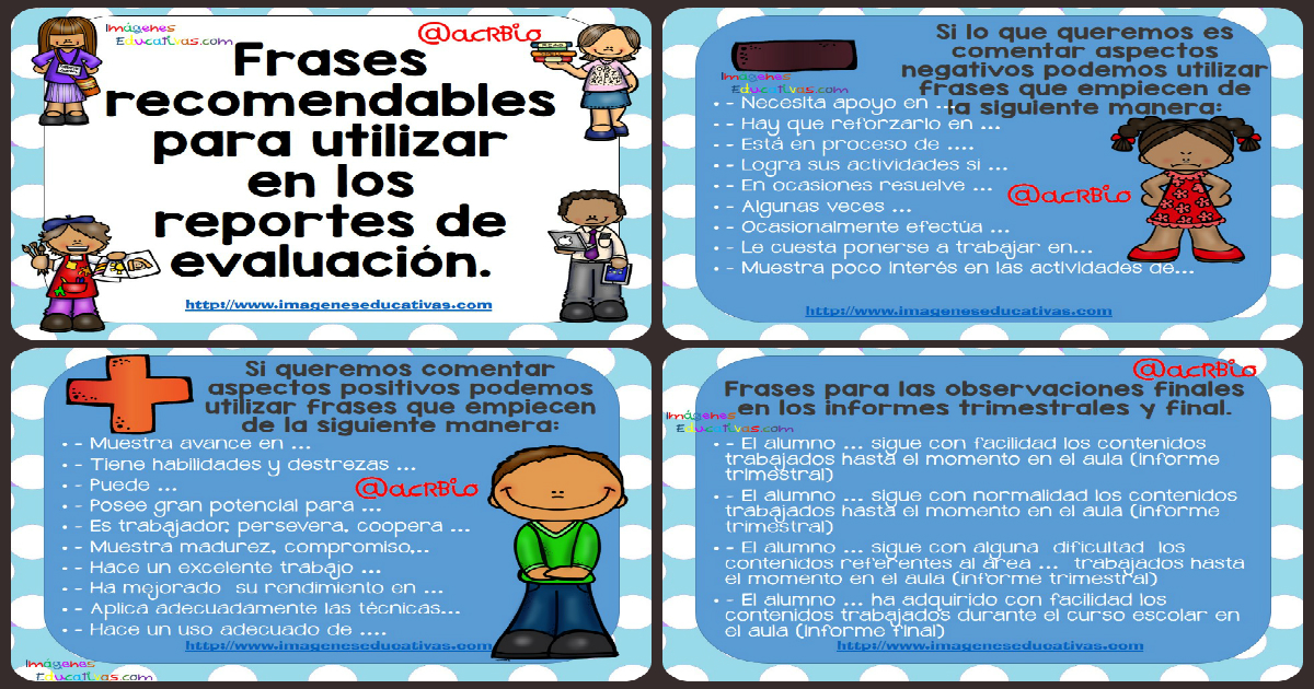 Frases Para Observaciones En Boletines | hairstyletop.com