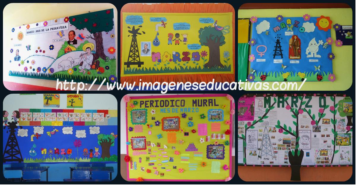 Fant stico recopilatorio con ideas peri dico mural marzo for El mural pelicula descargar
