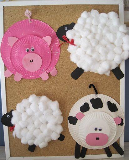 Platos de pl stico o de papel 45 imagenes educativas - Platos faciles de hacer ...