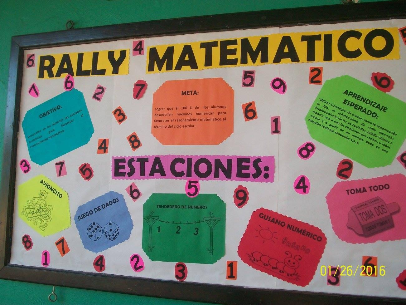 Rally matem tico 1 imagenes educativas for El jardin de calula
