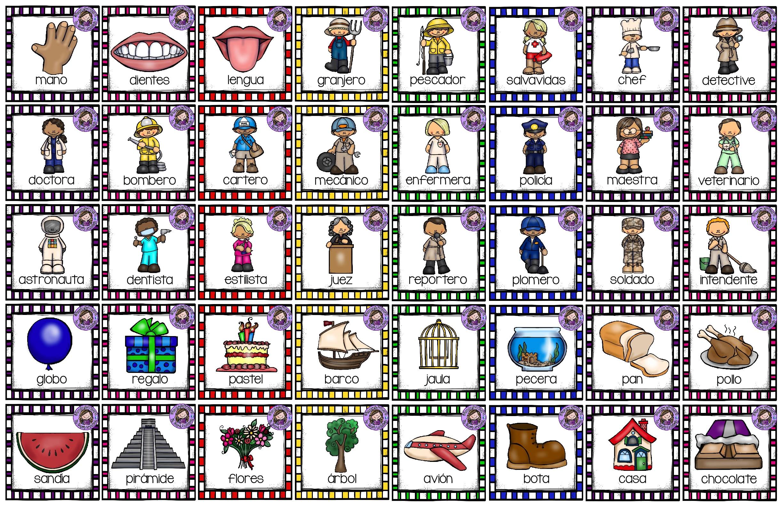 Imagenes Educativas Para Descargar: Yo Leo, Construyo Y Escribo (tablero De Escritura) (5