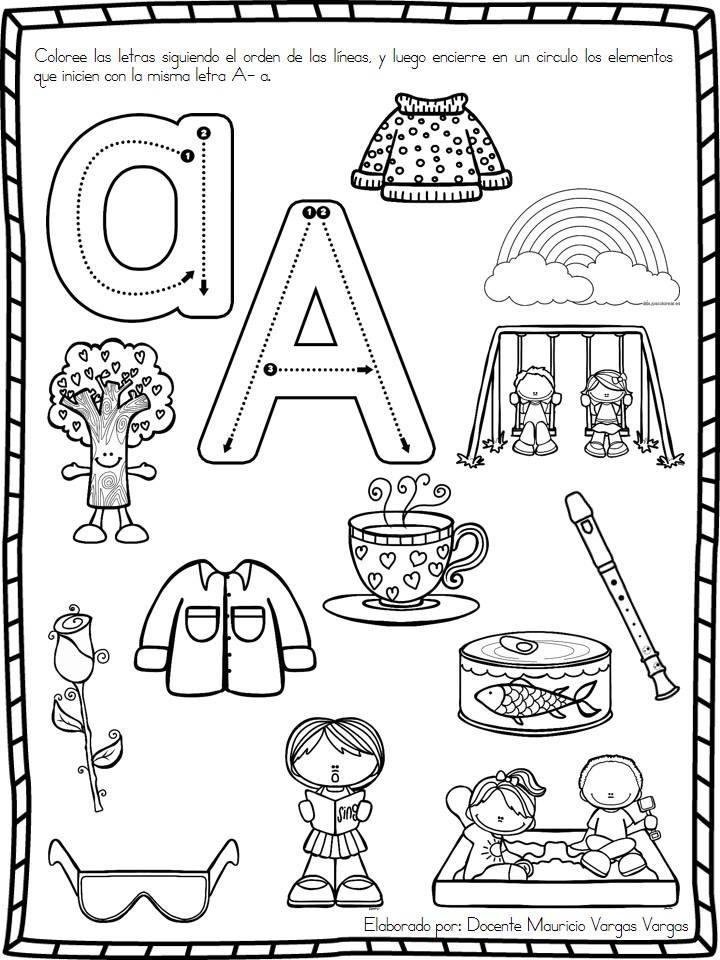 Librito para practicar y repasar las vocales 2 for Aeiou el jardin de clarilu mp3