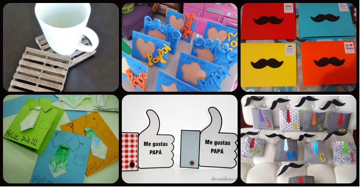 Colecci n de manualidades infantiles para el d a del padre for Idea de la habitacion de los padres