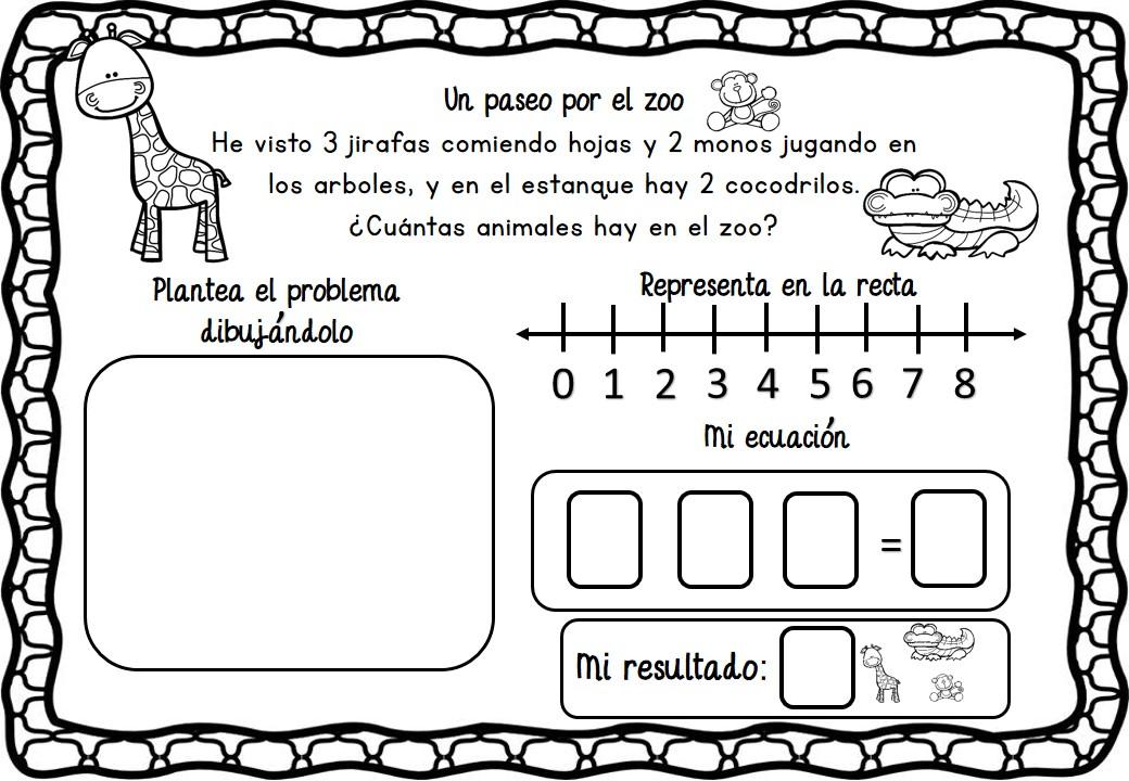 Problemas de razonamiento matem tico en preescolar 3 for El cuarto poder 2 0