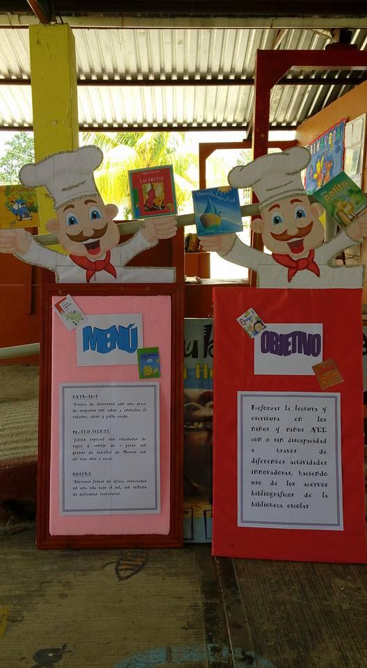 Proyecto restaurante literario 1 imagenes educativas for Proyecto restaurante escolar