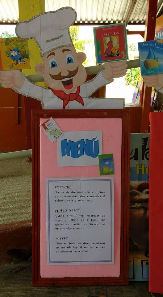 Proyecto restaurante literario 3 imagenes educativas for Proyecto restaurante escolar