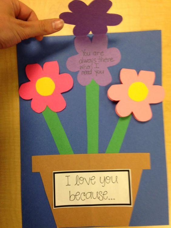 2nd Grade Classroom Design Ideas ~ Regalos y manualidades dia de la madre flores