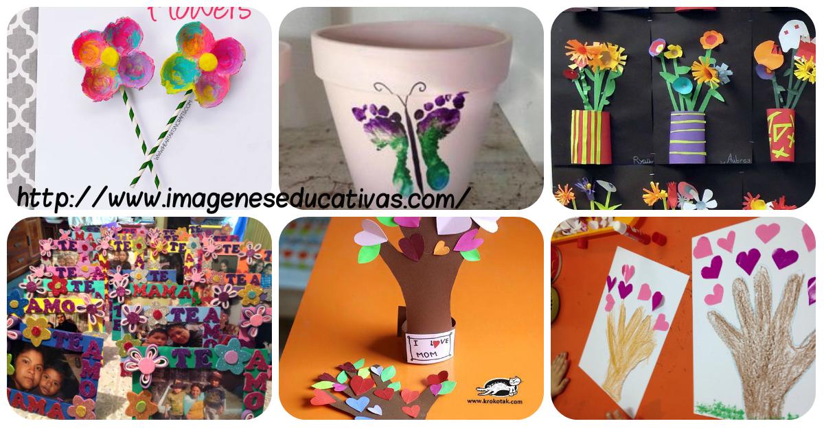 Ideas regalos dia de la madre manualidades - Ideas para manualidades ...