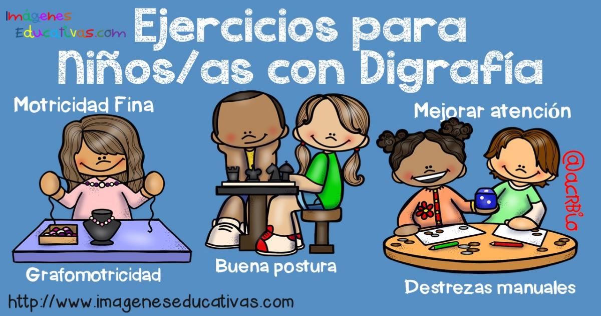 Ejercicios para Niños y niñas con Disgrafía - Imagenes ... - photo#40