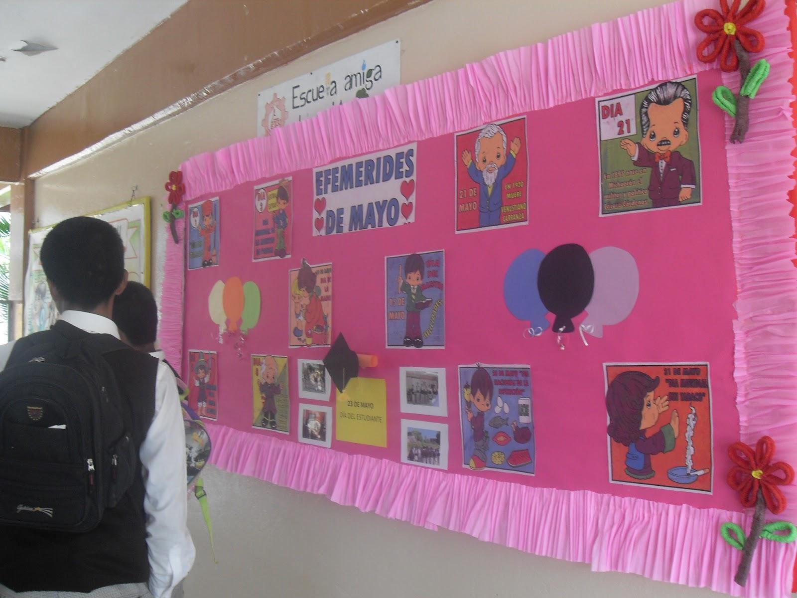 Peri dico mural mayo mes de las madres 37 imagenes for Componentes de un periodico mural