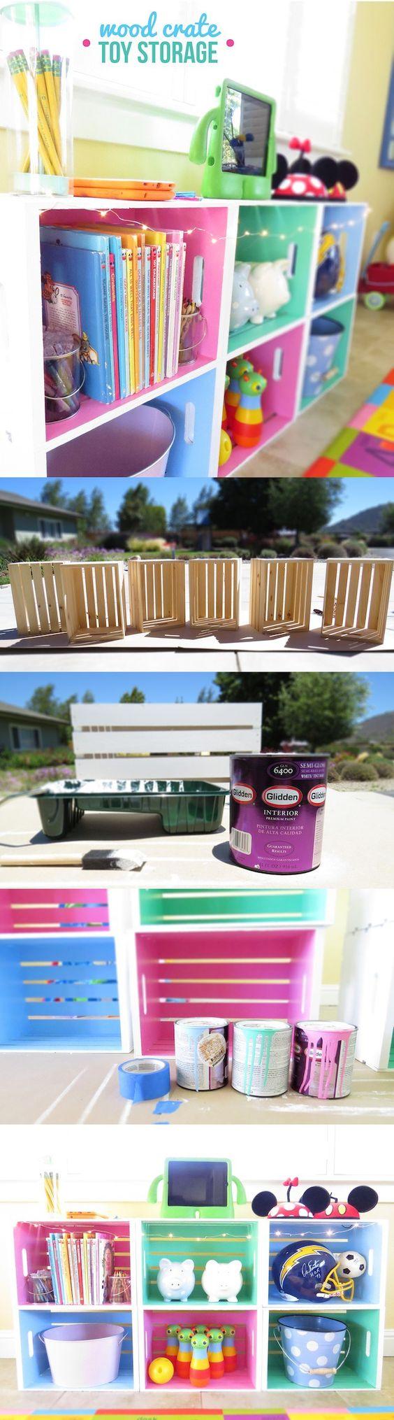 Ideas organizar juguetes 15 imagenes educativas for Ar 15 decorations