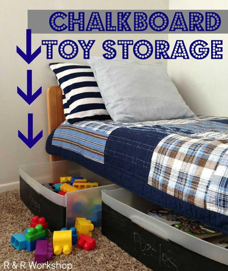 Ideas organizar juguetes 20 imagenes educativas - Como almacenar zapatos en casa ...