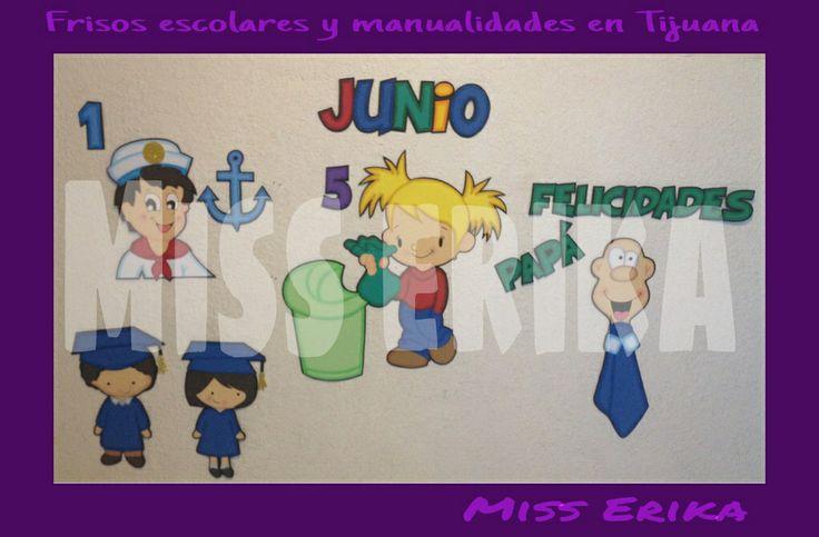 periódico mural mes de JUNIO (4) - Imagenes Educativas